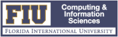 Florida International University Computing and Information Sciences